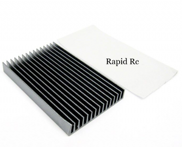 Heat sink Pack 51x80x9.5mm